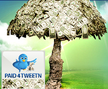 Start Earning Cash NOW by Tweeting!
